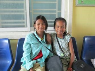 , Catching up with our Sponsor Children from Cambodian Childrens Fund