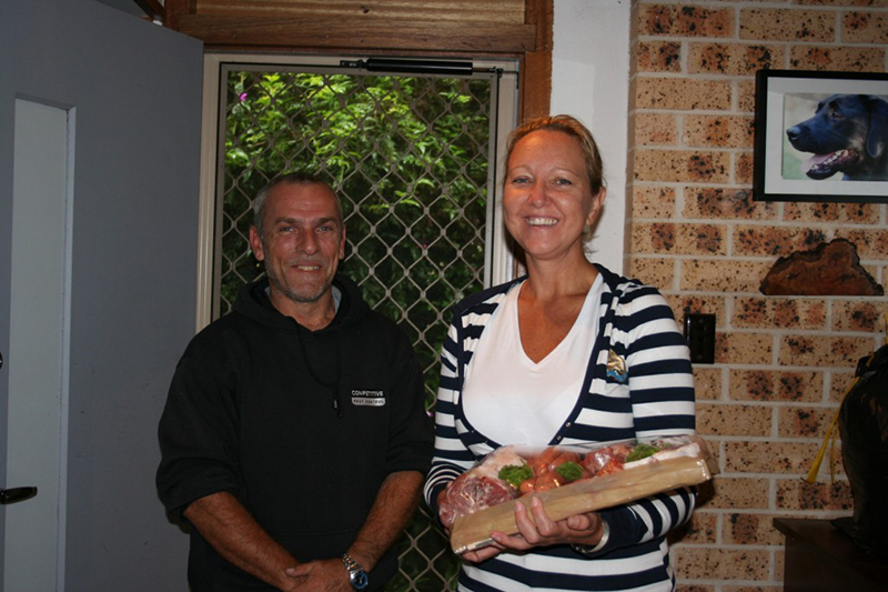 Meat Raffle Winners 05 - Competitive Pest Control