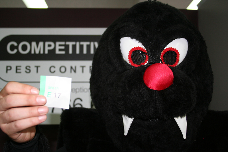 Meat Raffle Winners - Competitive Pest Control 04