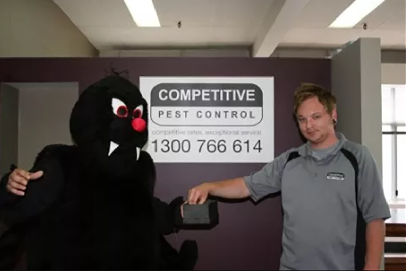 Meat Raffle Winners - Competitive Pest Control